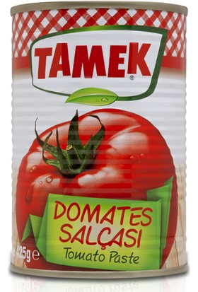 Tamek Domates Salça 425 gr