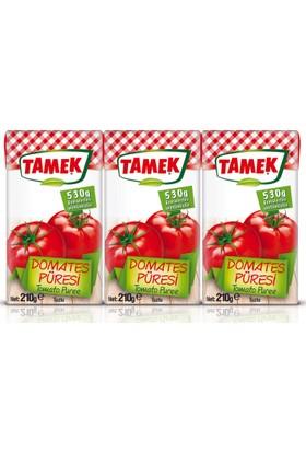 Tamek Domates Püre 3 x 200 cc