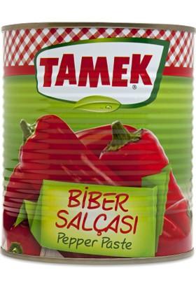 Tamek Biber Salça 810 gr
