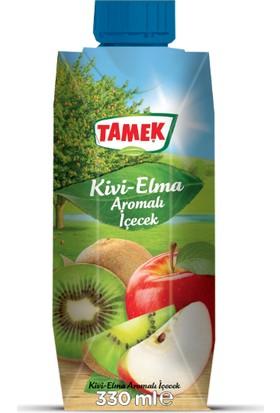Tamek Kivi - Elma Aromalı İçecek 330 cc