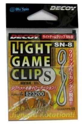 Decoy SN-8 Mini Game Snap #S Klips