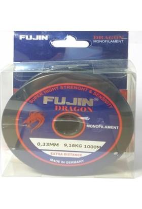 FUJIN DRAGON 1000mt. 0,33mm GREEN MONOFILAMENT