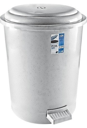 Primera Pedallı Çöp Kovası No:4 45 Lt
