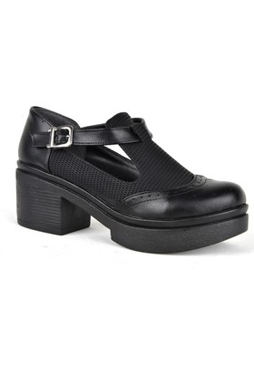 Crista Kemerli Kapalı Kadın Günlük Ayakkabı