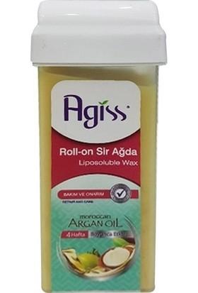 Agiss Roll-On Sir Ağda Argan Oil Bakım Ve Onarım00 Ml