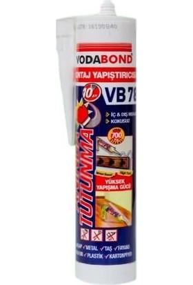Vodabond Vb 78 Montaj Yapıştırıcı 390 Gr Beyaz