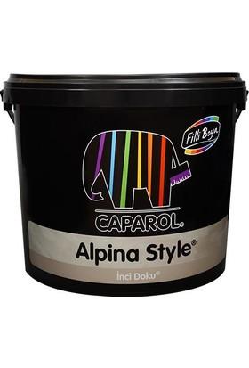Filli Boya Alpina Style İnci Doku Altın 15Lt