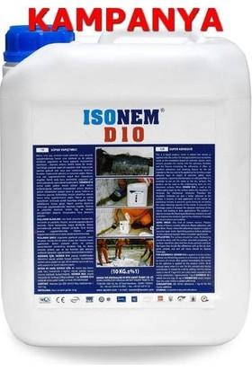 İsonem D 10 Lateks Süper Yapıştırıcı 5 Kg