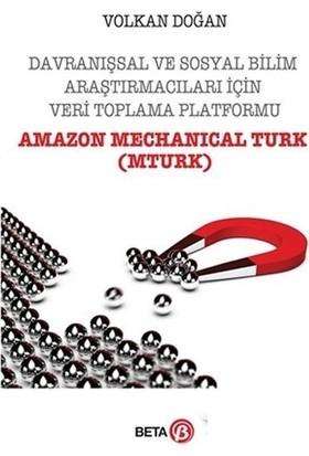 Amazon Mechanical Turk (Mturk) - Volkan Doğan
