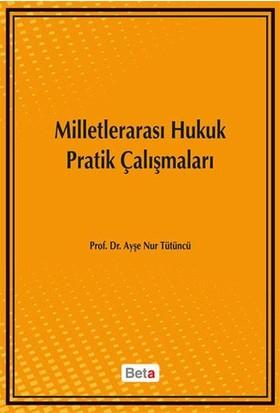 Milletlerarası Hukuk Pratik Çalışmaları - Ayşe Nur Tütüncü