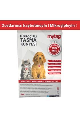 Mytag Mikroçipli Tasma Künyesi