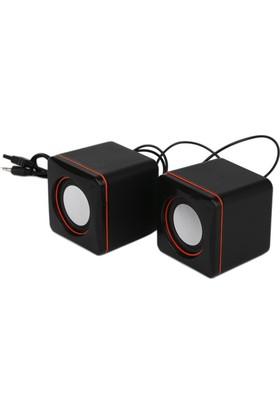 Tigoes 1+1 USB Mini Speaker