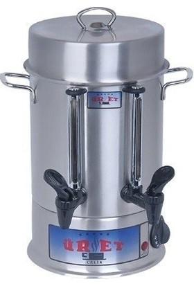 Çay Makinası Elektrikli 250 Bardak 22 L Çay Otomatı Elegance
