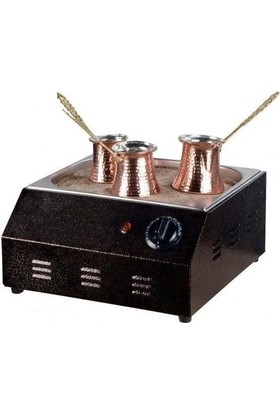 Kumda Kahve Makinası Ekonomik Kumda Türk Kahve Pişirme Ocağı