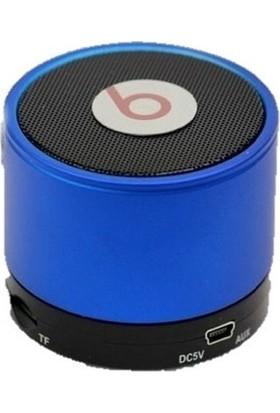 Wildlebend Beatbox Mini Bluetooth Hoparlör - Mavi