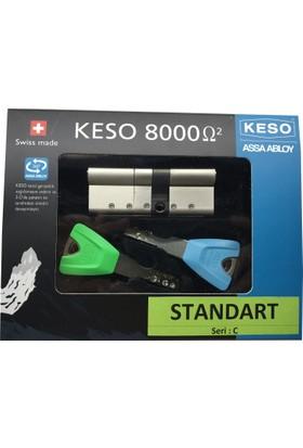 Keso Assaabloy - Standart Seri Silindir - 70Mm