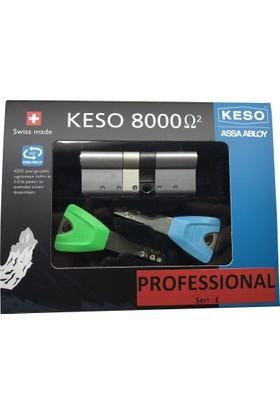 Keso K8000 Omega2 - Professıonal (Zırhlı) Seri Silindir - 70Mm