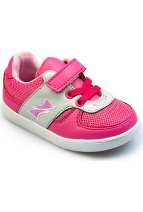 Flubber Kız Spor Ayakkabı Fuşya 22014-167