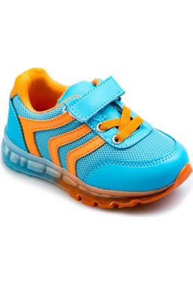 Flubber Erkek Spor Ayakkabı Gök Mavi 22009-344