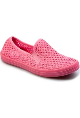 Flubber Kız Keten Ayakkabı Pembe 22285-018