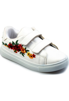 Flubber Kız Spor Ayakkabı Beyaz 22272-300