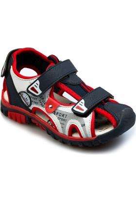 Flubber Erkek Sandalet Kırmızı 22299-030