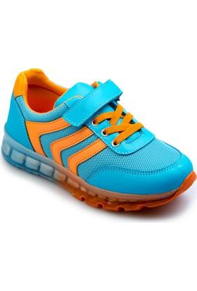 Flubber Erkek Spor Ayakkabı Gök Mavi 22509-344