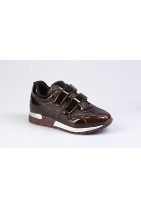 Flubber Erkek Casual Ayakkabı Bordo 23535-059
