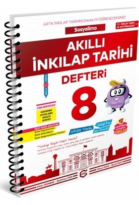 Arı Yayıncılık 8. Sınıf Sosyalimo Akıllı İnkılap Tarihi Deftteri - Erkan İsanmaz