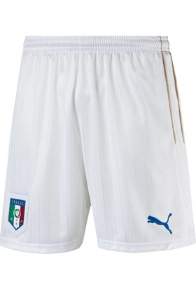 Puma Figc Italia Shorts Replic Beyaz Erkek Şort