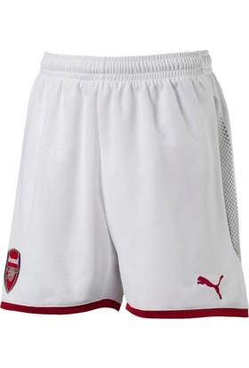 Puma Afc Kids Replica Shorts Beyaz Erkek Çocuk Şort