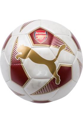 Puma Arsenal Fan Ball Mini Kırmızı Beyaz Futbol Topu