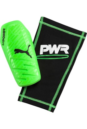 Puma Evopower 1.3 Slip Neon Yeşil Siyah Tekmelik