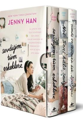 Sevdiğim Tüm Erkeklere Serisi Kutulu Set (3 Kitap) - Jenny Han