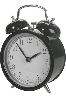 İkea Dekad Nostaljik Çalar Saat Dekoratif Alarmlı Masa Saati