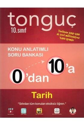 Tonguç Akademi 10. Sınıf 0'dan 10'a Tarih Konu Anlatımlı Soru Bankası