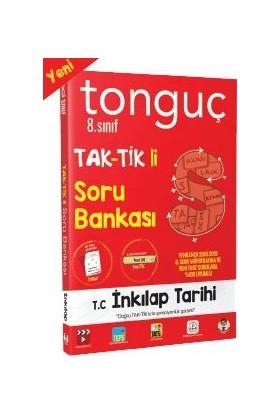 Tonguç Akademi 8. Sınıf 8. Sınıf T.C. İnkılap Tarihi ve Atatürkçülük Taktikli Soru Bankası