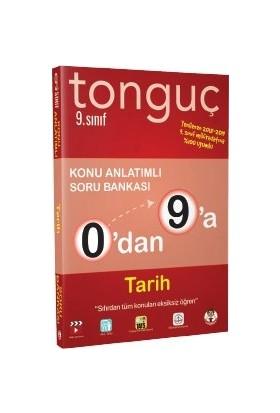 Tonguç Akademi 9. Sınıf 0'dan 9'a Tarih Konu Anlatımlı Soru Bankası