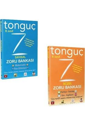 Tonguç Akademi 8. Sınıf Sayısal ve Sözel Zoru Bankası Seti