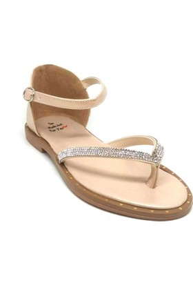 Shop And Shoes 127-1006 Kadın Sandalet Rose