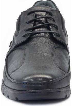 Forelli 32605 Siyah Erkek Ayakkabı