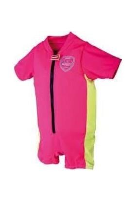 Speedo Sea Squad Float Suit Ju Pink/Gree