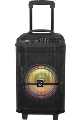 Frisby FS-4400P Dahili Batarya Taşınabilir Aktif Ses Sistemi