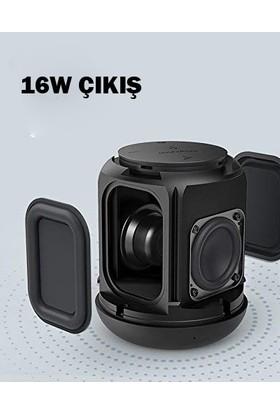 Anker SoundCore Motion Q Bluetooth Hoparlör - IPX7 Suya Dayanıklı - 360 ° Ses - 10 Saat Şarj Süresi - A3108 - ONP