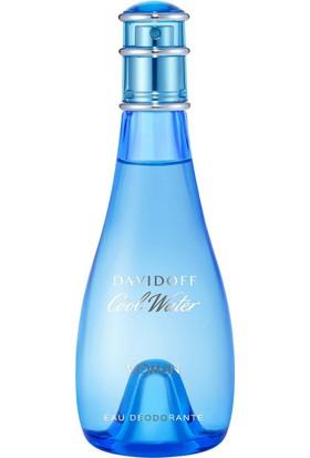 Davidoff Cool Water 100 Ml Kadın Deodorant