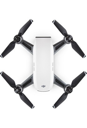 Dji Spark Controller Alpine Beyaz Kumandalı Drone