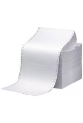 Bilir Kantar Fişi 4 x19 cm / 2 Nüsha / Sürekli Form 1000 Adet