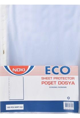 Noki Poşet Dosya Eco 100'lü Paket