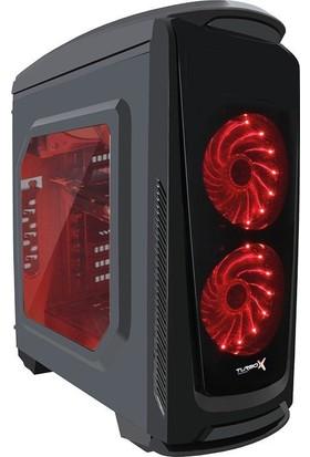 Turbox TR920012 AMD Ryzen3 1300X 8GB 1TB GTX1050Ti Freedos Masaüstü Bilgisayar