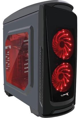 Turbox TR920015 AMD Ryzen 5 1400 8GB 1TB GTX1050Ti Freedos Masaüstü Bilgisayar